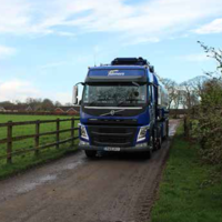 Lorry access