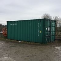 Industrial containers