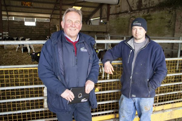 Afbeelding: Dave Hunt from forFarmers and John Baggs