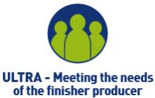 ULTRA: Meeting the needs of the modern finisher producer