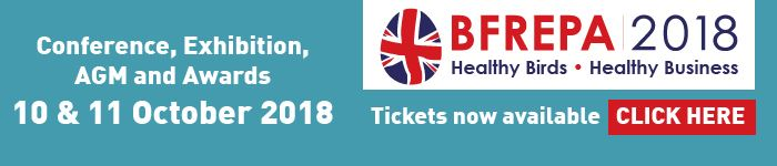 2018 BFREPA Conference Exhibition and AGM