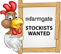 Farmgate stockists wanted