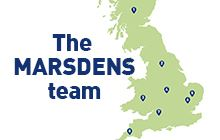 The Marsdens team